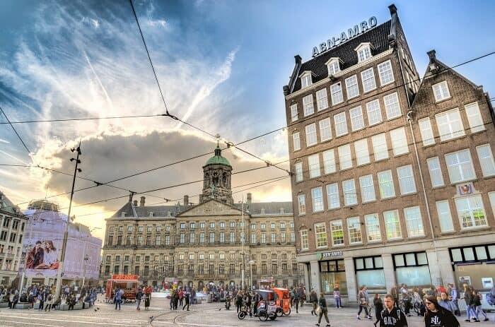 אמסטרדם אתרים מעניינים