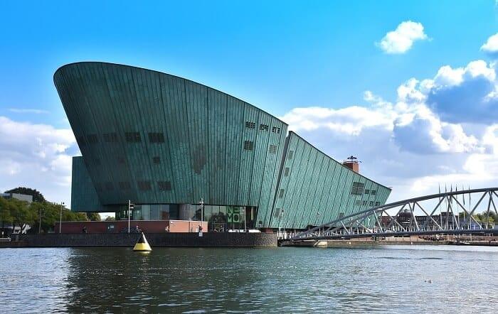 מוזיאון נמו באמסטרדם