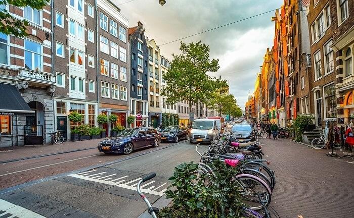 רכב באמסטרדם