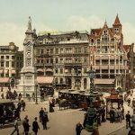 כיכר דאם המדהימה באמסטרדם