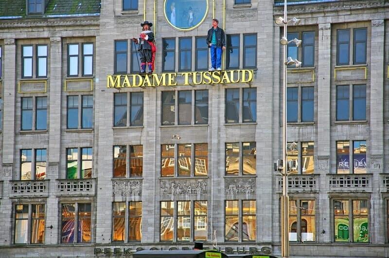 מאדאם טוסו אמסטרדם (Madame Tussauds Amsterdam)