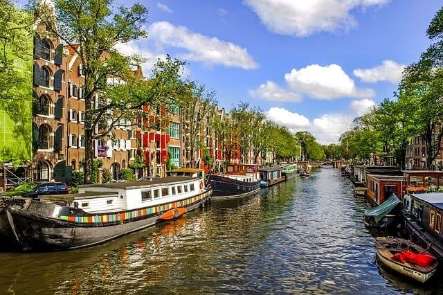 מידע שימושי על אמסטרדם - להכניס למועדפים