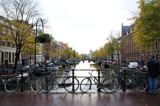 השכרת אופניים באמסטרדם
