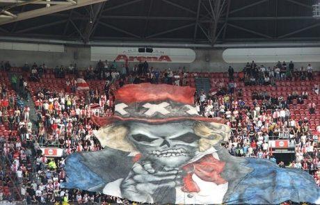 אייאקס קבוצת הכדורגל יוצאת הדופן של אמסטרדם