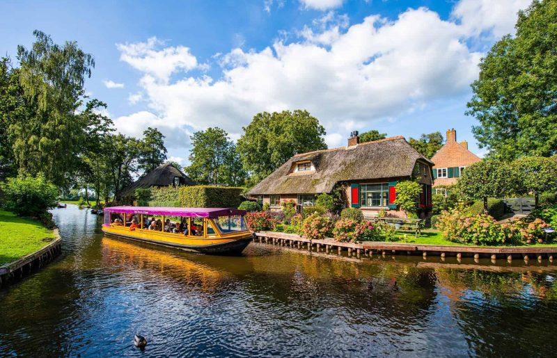 חיטהורן, הולנד – טיול יום מושלם מאמסטרדם