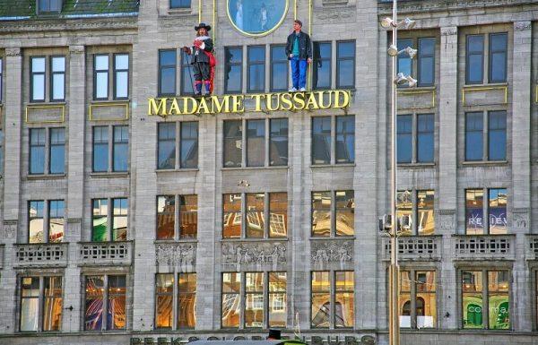 מאדאם טוסו אמסטרדם – אתר חובה עם ילדים!