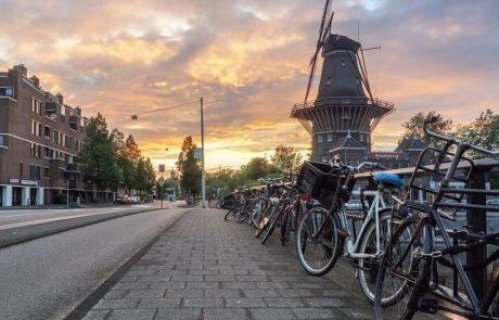 רשימת ציוד לטיול לאמסטרדם